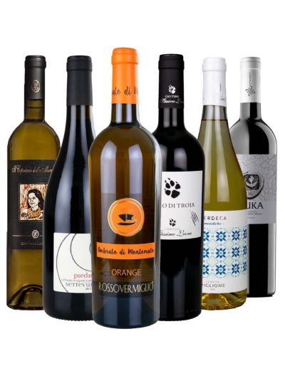 Discover Southern Italy mixed wine case