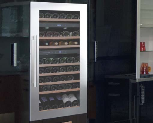 Wine cabinets and coolers